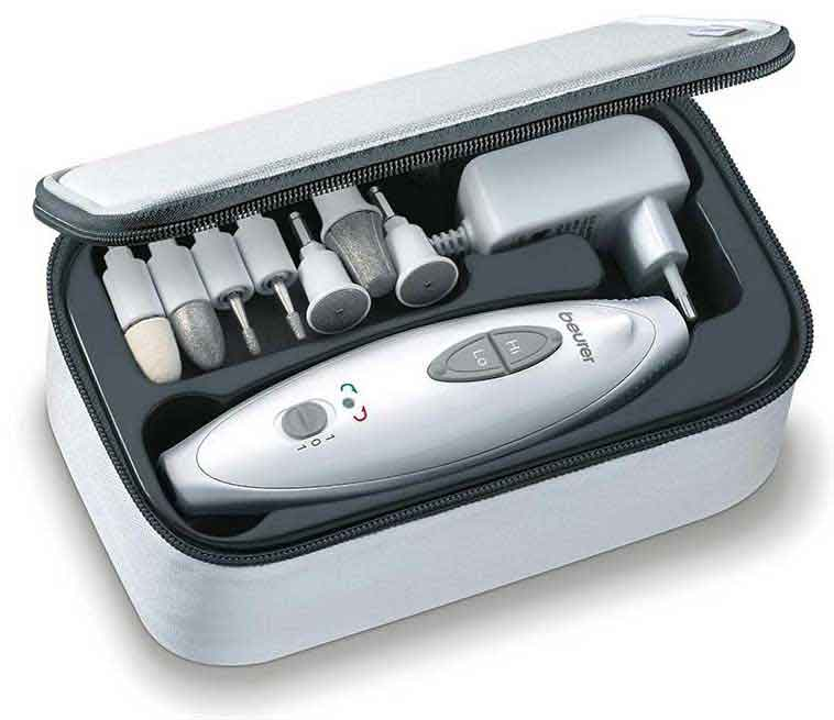 Beurer set per pedicure